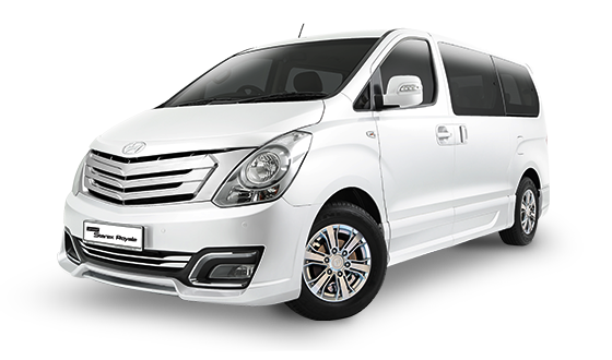 Transport To Johor From Singapore Using Hyundai Starex
