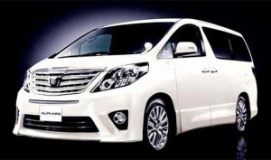 Transport To Johor From Singapore Using Toyota Alphard